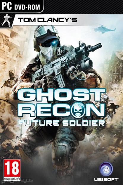 دانلود بازی نسخه فشرده Ghost Recon Future Soldier برای PC