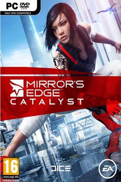 دانلود بازی نسخه فشرده Mirrors Edge برای PC