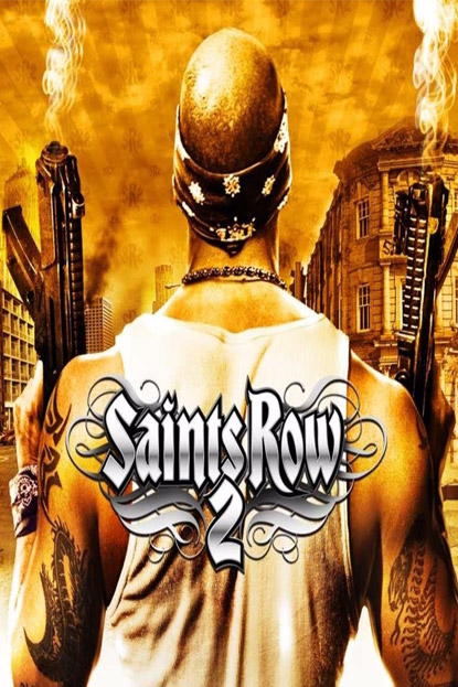 دانلود بازی نسخه فشرده Saints Row 2 Complete Edition برای PC