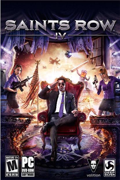 دانلود بازی نسخه فشرده Saints Row IV Game of the Century Edition برای PC