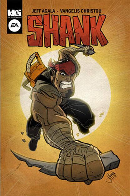 دانلود بازی نسخه فشرده Shank برای PC