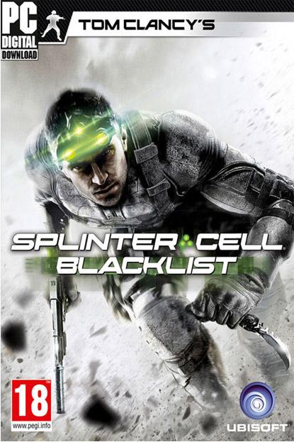 دانلود بازی نسخه فشرده Splinter Cell Blacklist برای PC