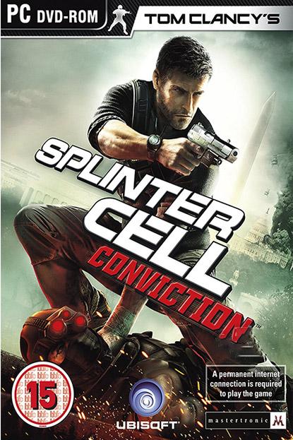 دانلود بازی نسخه فشرده Splinter Cell Conviction برای PC