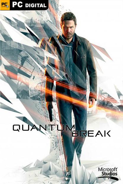 دانلود بازی نسخه فشرده Quantum Break برای PC