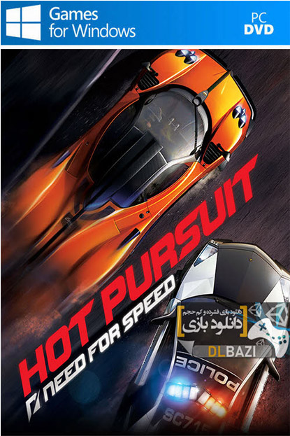 دانلود بازی نسخه فشرده Need for Speed HotPursuit برای PC