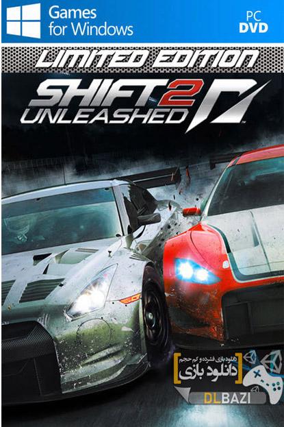 دانلود بازی نسخه فشرده Need For Speed Shift 2 Unleashed برای PC