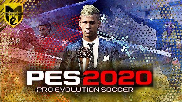 دانلود بازی فوتبال Pes 2020 برای اندروید بدون دیتا
