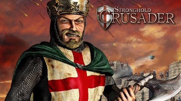 دانلود بازی جنگ های صلیبی یک برای کامپیوتر Stronghold Crusader 1