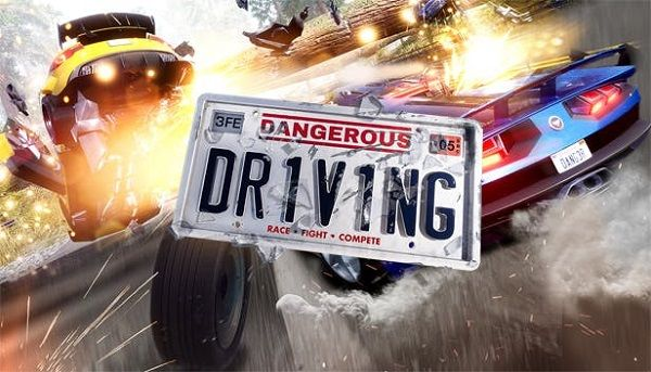 دانلود بازی نسخه فشرده Dangerous Driving برای PC