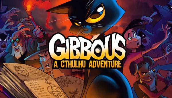 دانلود بازی نسخه فشرده Gibbous - A Cthulhu Adventure برای PC