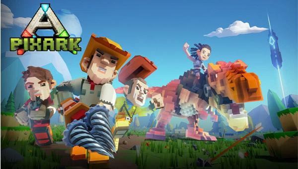 دانلود بازی نسخه فشرده PixARK برای PC