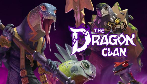 دانلود بازی نسخه فشرده Armello - The Dragon Clan برای PC
