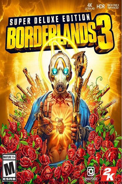 دانلود بازی نسخه فشرده Borderlands 3 برای PC