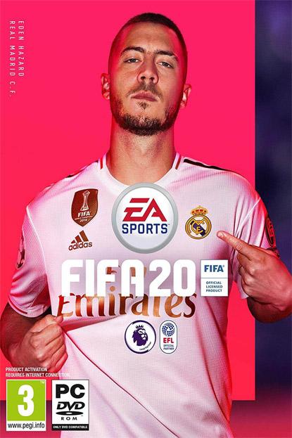 دانلود بازی نسخه فشرده FIFA 2020 برای PC