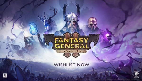 دانلود بازی نسخه فشرده Fantasy General II برای PC