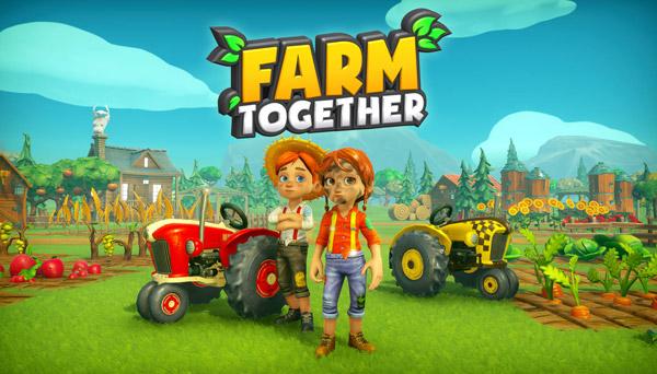 دانلود بازی نسخه فشرده Farm Together - Oregano Pack برای PC
