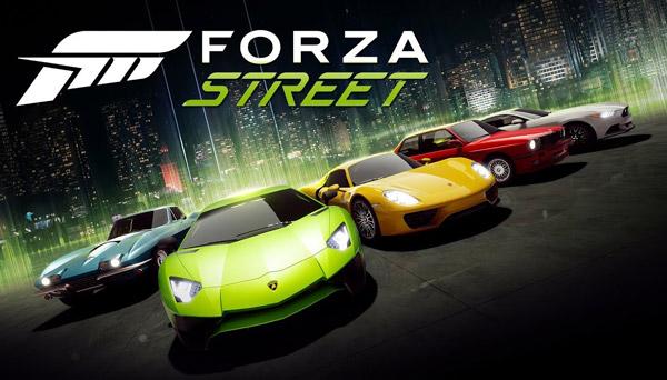 دانلود بازی نسخه فشرده Forza Street برای PC