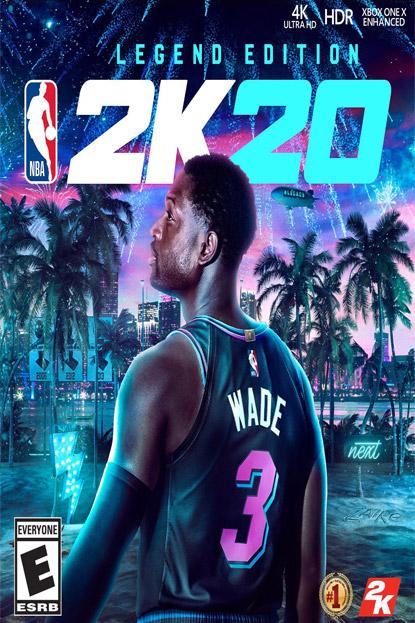 دانلود بازی نسخه فشرده NBA 2K20 برای PC