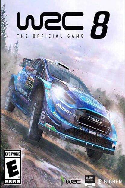 دانلود بازی نسخه فشرده WRC 8 FIA World Rally Championship برای PC