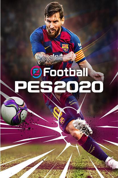 دانلود بازی نسخه فشرده eFootball PES 2020 برای PC