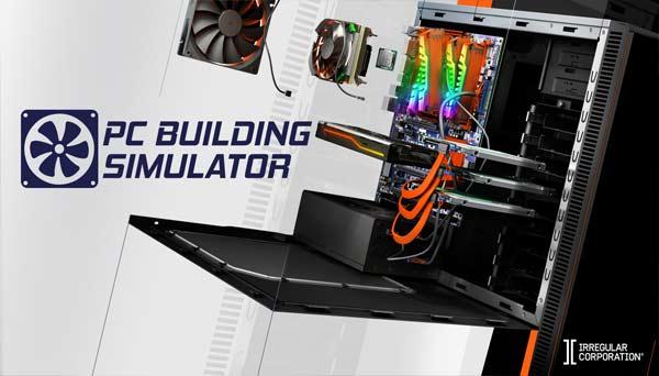 دانلود بازی نسخه فشرده PC Building Simulator برای PC
