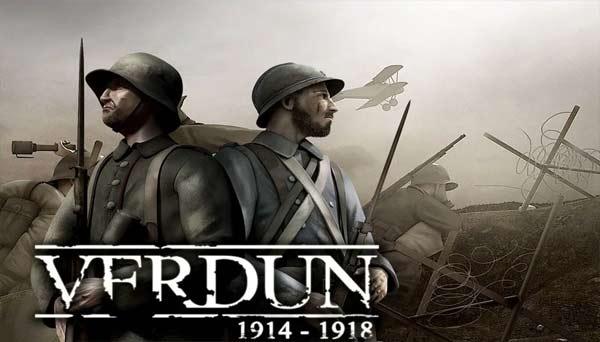 دانلود بازی نسخه فشرده Verdun برای PC