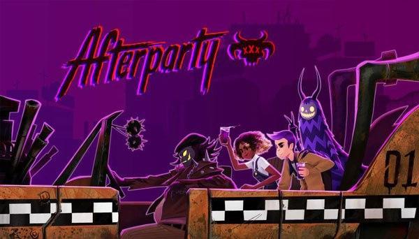 دانلود بازی نسخه فشرده Afterparty برای PC