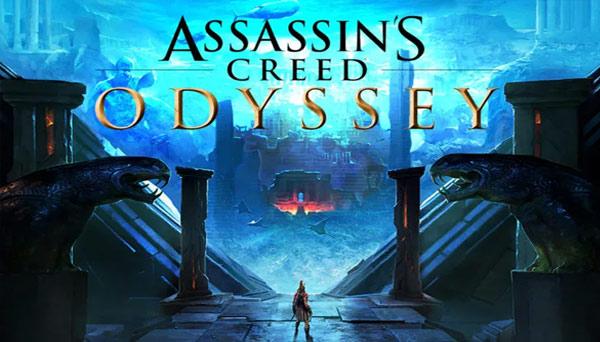 دانلود بازی نسخه فشرده Assassins Creed Odyssey The Fate of Atlantis برای PC