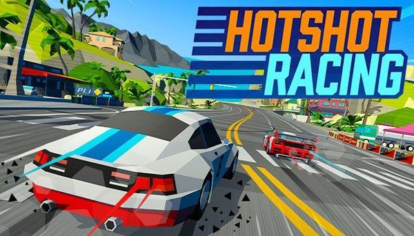دانلود بازی نسخه فشرده Hotshot Racing برای PC