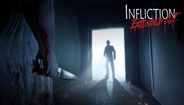 دانلود بازی نسخه فشرده Infliction Extended Cut برای PC