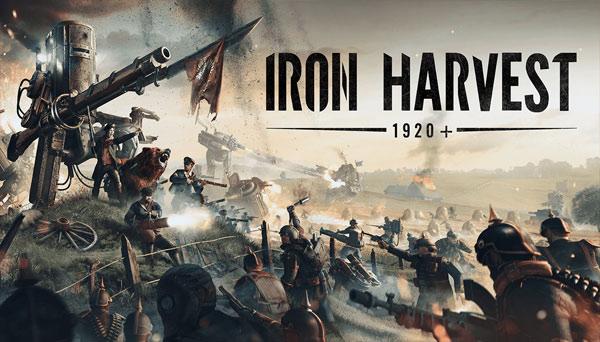 دانلود بازی نسخه فشرده Iron Harvest برای PC