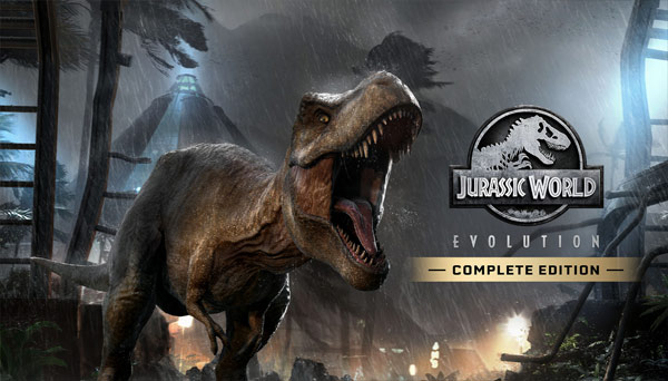 دانلود بازی نسخه فشرده Jurassic World Evolution برای PC