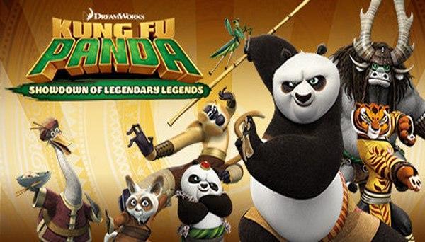 دانلود بازی نسخه فشرده Kung Fu Panda Showdown of Legendary Legends برای PC