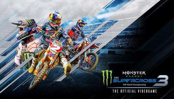 دانلود بازی نسخه فشرده Monster Energy Supercross 3 برای PC
