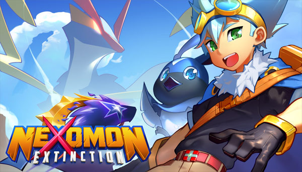 دانلود بازی نسخه فشرده Nexomon Extinction برای PC