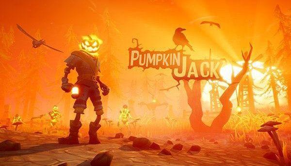 دانلود بازی نسخه فشرده Pumpkin Jack برای PC