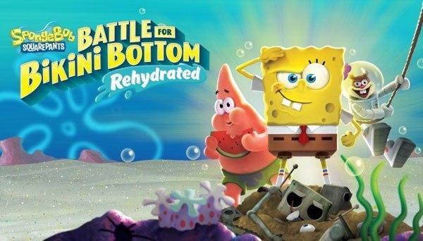 دانلود بازی نسخه فشرده SpongeBob SquarePants BfBB Rehydrated برای PC