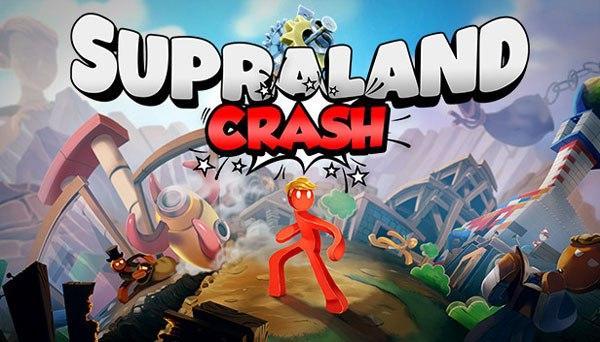 دانلود بازی نسخه فشرده Supraland Crash برای PC