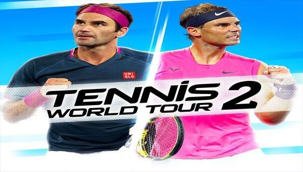 دانلود بازی نسخه فشرده Tennis World Tour 2 برای PC