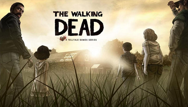 دانلود بازی نسخه فشرده The Walking Dead برای PC