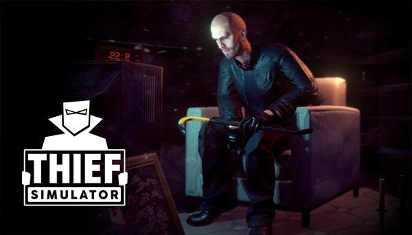 دانلود بازی نسخه فشرده Thief Simulator برای PC