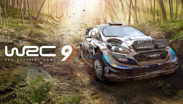 دانلود بازی نسخه فشرده WRC 9 FIA World Rally Championship برای PC
