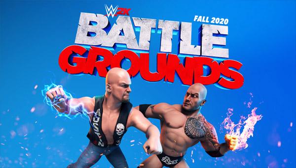 دانلود بازی نسخه فشرده WWE 2K Battlegrounds برای PC