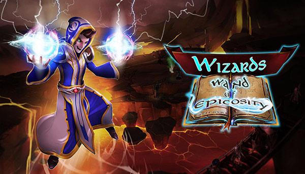 دانلود بازی نسخه فشرده Wizards Wand of Epicosity برای PC