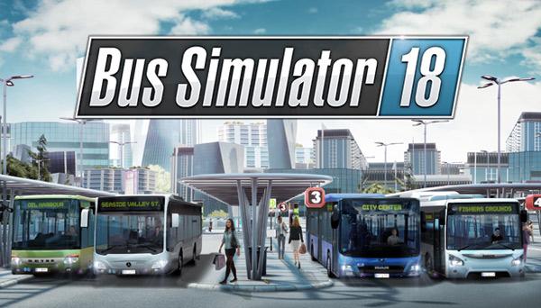 دانلود بازی نسخه فشرده Bus Simulator 18 برای PC