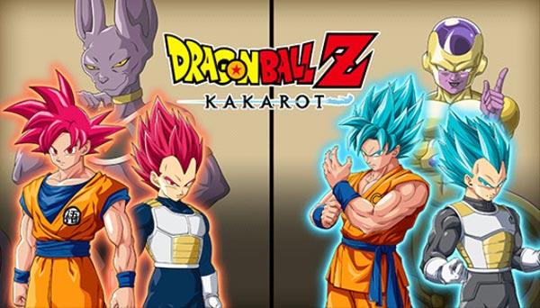 دانلود بازی نسخه فشرده Dragon Ball Z Kakarot – A New Power Awakens Part 2 برای PC