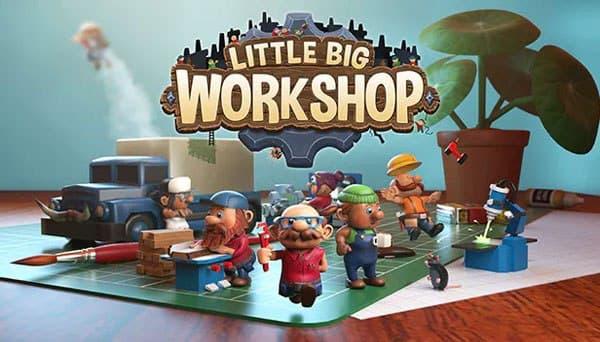 دانلود بازی نسخه فشرده Little Big Workshop برای PC