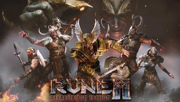 دانلود بازی نسخه فشرده RUNE II Decapitation Edition برای PC