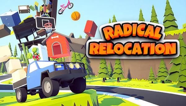 دانلود بازی نسخه فشرده Radical Relocation برای PC
