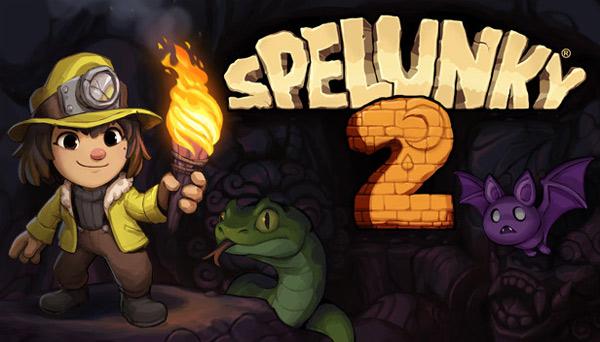 دانلود بازی نسخه فشرده Spelunky 2 برای PC